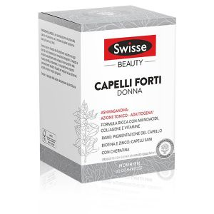 Swisse Beauty Capelli Forti Donna