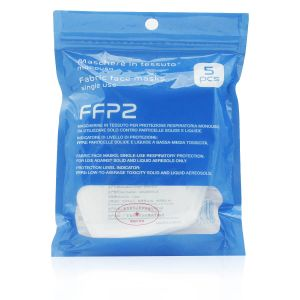 Mascherine In Tessuto Monouso FFP2 5 Pezzi CTPL 0020