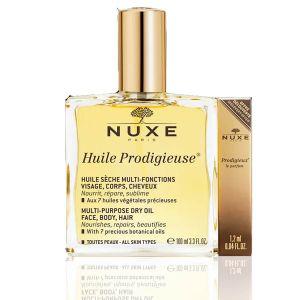 Nuxe Huile Prodigieuse Olio Secco Florale + Omaggio Prodigieux Floral Le Parfum