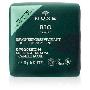 Nuxe Bio Sapone Solido Energizzante Viso E Corpo