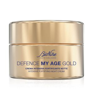 Defence My Age Gold Crema Intensiva Fortificante Notte