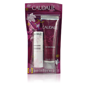 Caudalie Duo Gourmand Mani + Labbra The Des Vigne