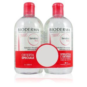 Bioderma SensiBio H2O Duo Soluzione Micellare Struccante Viso-Occhi