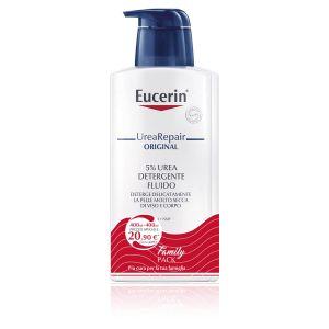 Eucerin UreaRepair Original Duo 5% Urea Detergente Fluido