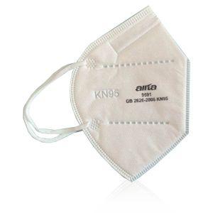 Mascherine KN95 FFP2 Senza Valvola 5 pezzi