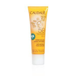 Caudalie Beauty to Go Solaire Crema Solare Viso Anti-Rughe Spf50