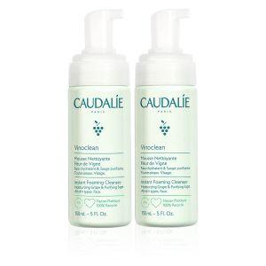Caudalie Duo Vinoclean Schiuma Detergente