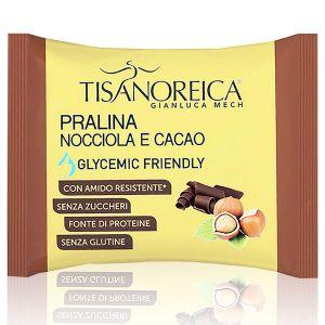 Tisanoreica Praline Nocciola E Cacao Ricoperte Al Cioccolato